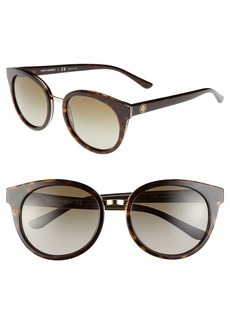 Tory Burch 'Phantos' 53mm Retro Sunglasses