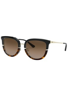 Tory Burch Polarized Sunglasses, TY6073 53