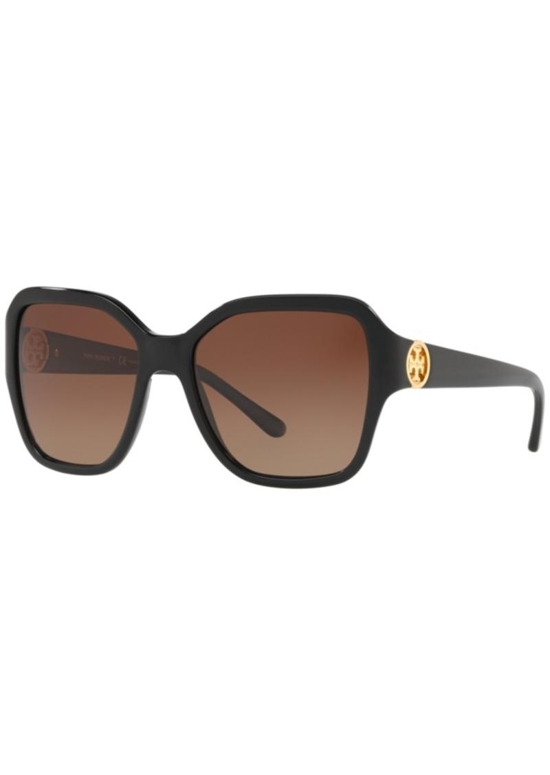 Tory Burch Polarized Sunglasses, TY7125 56