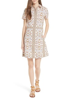 Tory Burch Port Shirtdress
