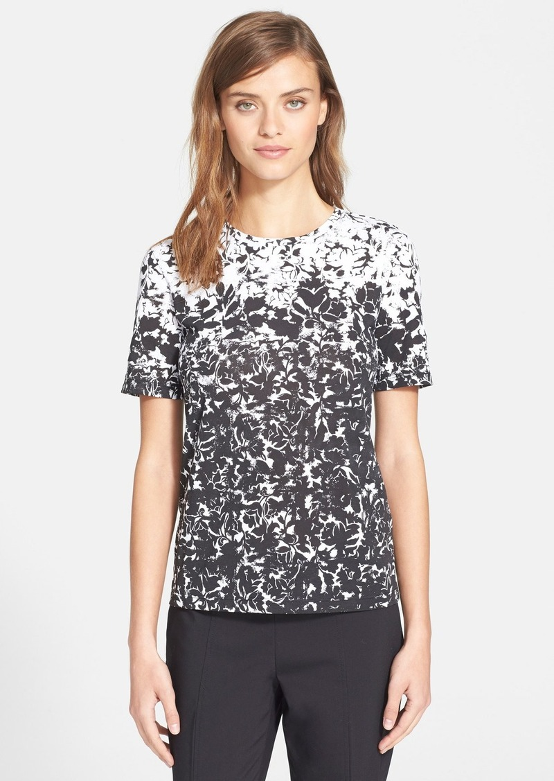 sale tory burch tory burch print tee shop it to me