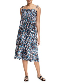 Tory Burch Prism Printed Convertible Beach Dress