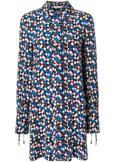 Tory Burch prism shirt dress - Multicolour