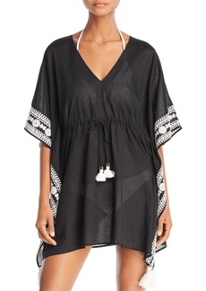 Tory Burch Ravena Beach Caftan Swim Cover-Up