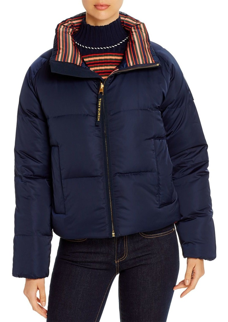 Tory Burch Reversible Puffer Jacket
