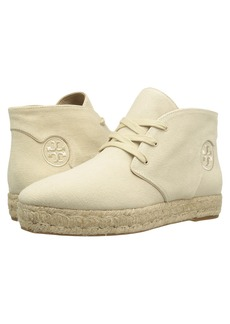 Tory Burch Rios Lace-Up Espadrille Bootie