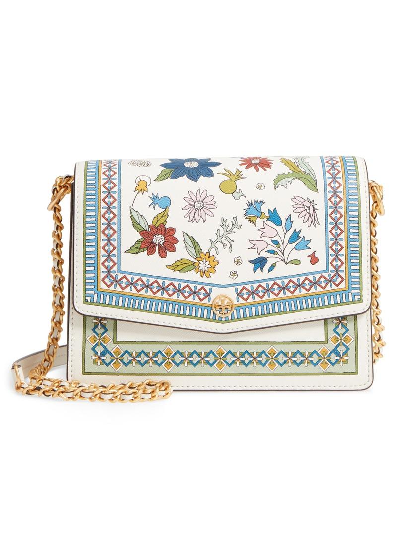 dd6c7fda0be6 SALE! Tory Burch Tory Burch Robinson Floral Print Shoulder Bag