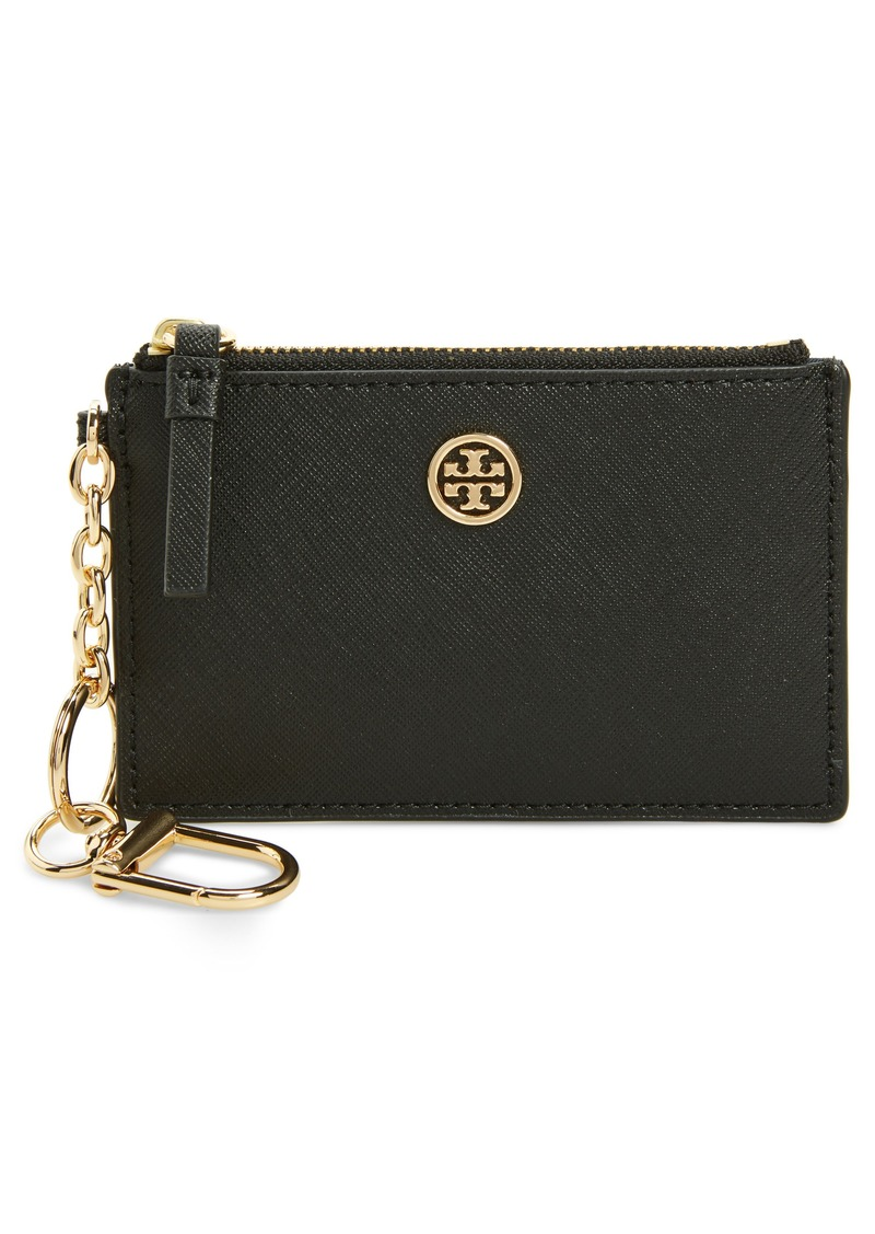 cheaper 775b6 7fda9 Robinson Leather Card Case with Key Chain