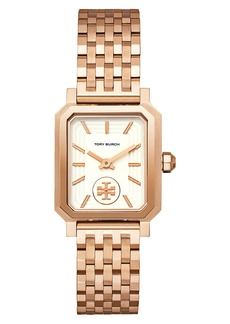 Tory Burch Robinson Mesh Bracelet Watch, 27mm x 29mm
