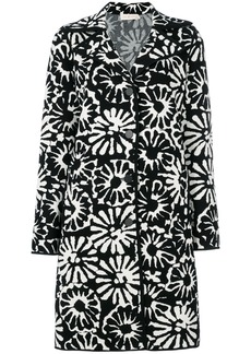 Tory Burch Rosalie coat - White