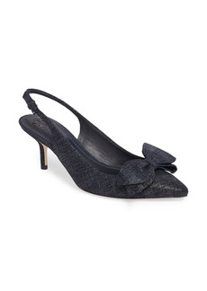 Tory Burch Rosalind Slingback Pump (Women)
