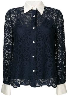 Tory Burch Rosie blouse - Blue