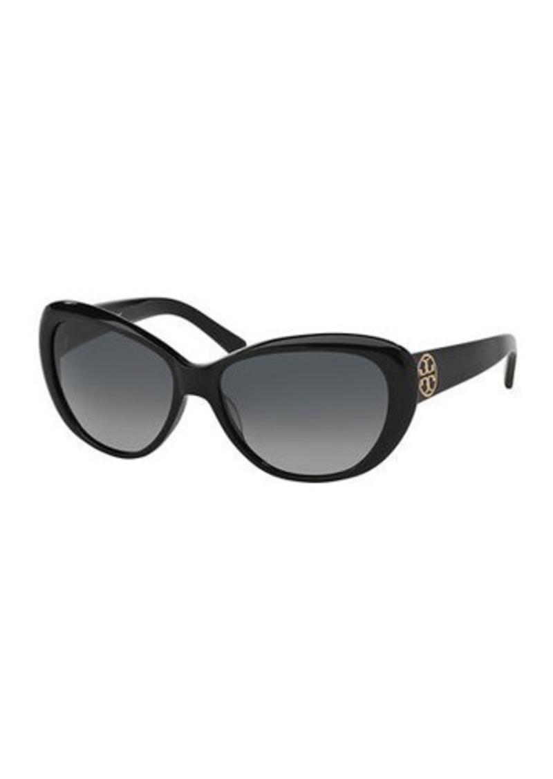 951ca1793 Tory Burch Round Gradient Sunglasses | Sunglasses