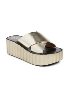Tory Burch Scallop Platform Sandal (Women)