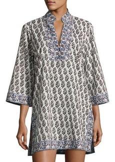 Tory Burch Scultura Beach Tunic Coverup Dress