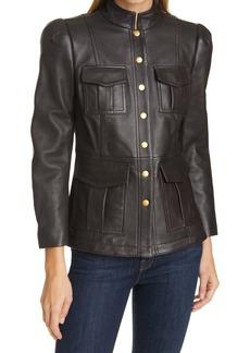 Tory Burch Sergeant Pepper Leather Jacket