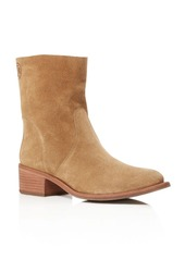 Tory Burch Siena Block Heel Ankle Booties