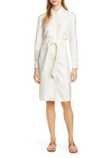 Tory Burch Silk Shirtdress