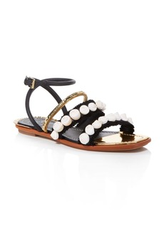 Tory Burch Sinclair Seashell Sandals