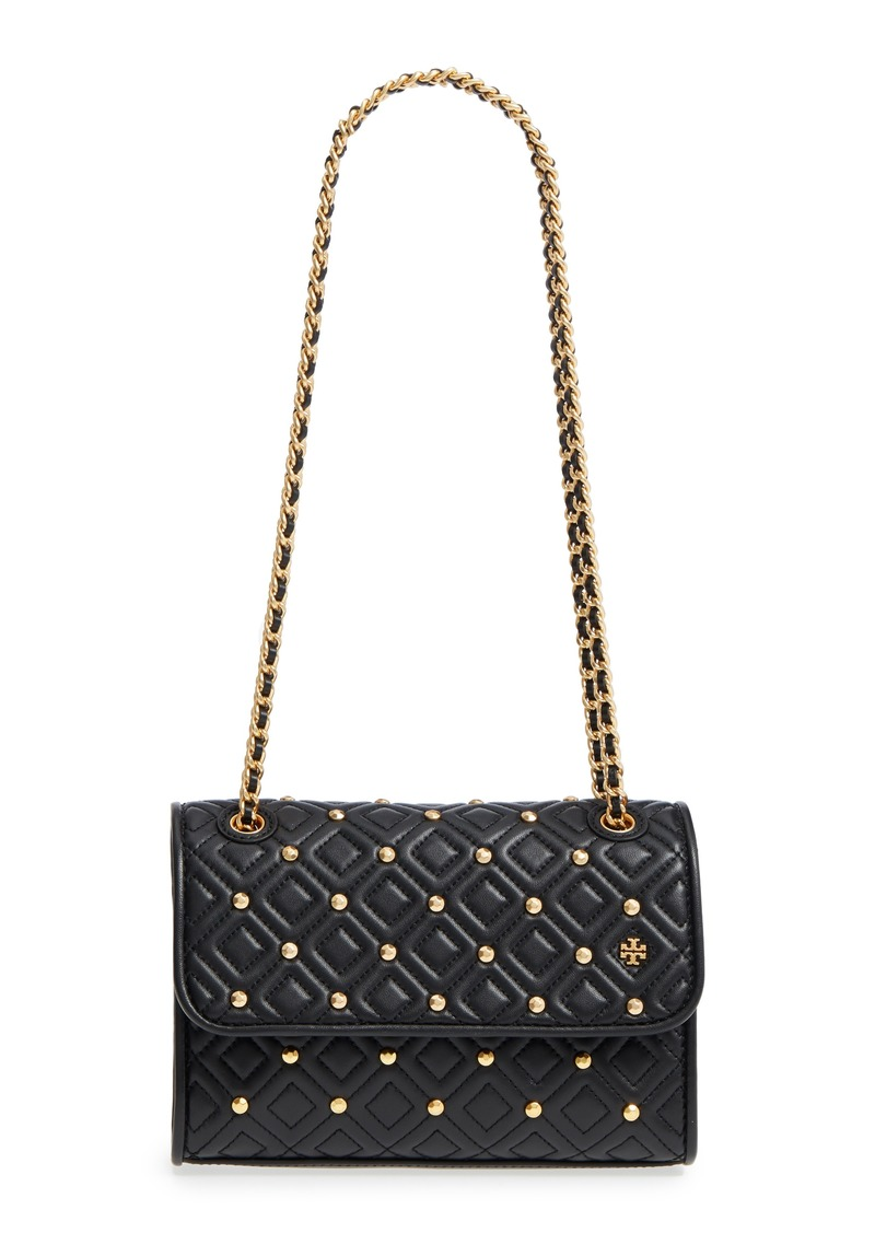 1c33739270e4c Tory Burch Tory Burch Small Fleming Stud Convertible Leather ...