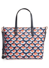 Tory Burch Small Kerrington Square Tote
