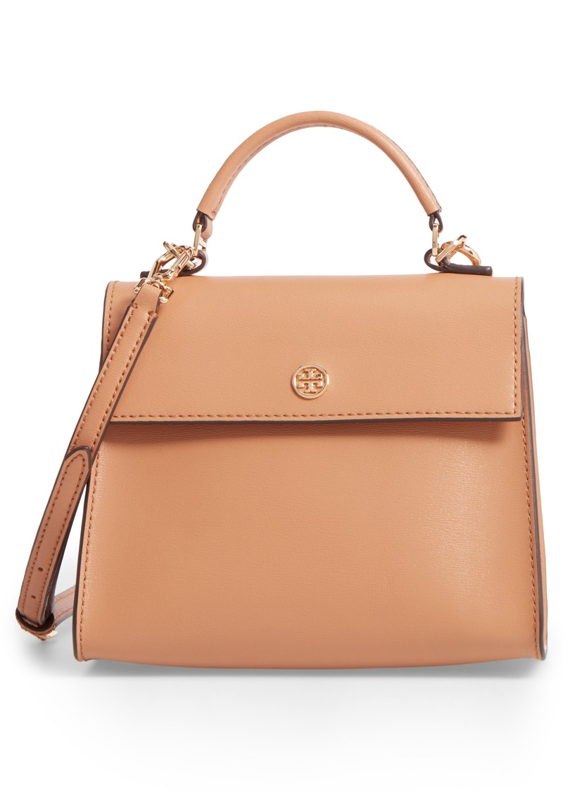 b59f4310086 Tory Burch Tory Burch Small Parker Leather Top Handle Satchel