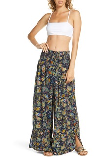 Tory Burch Smocked Beach Pants