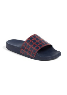 Tory Burch Stormy Slide Sandal (Women)