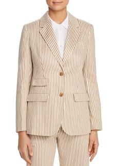 Tory Burch Striped Blazer