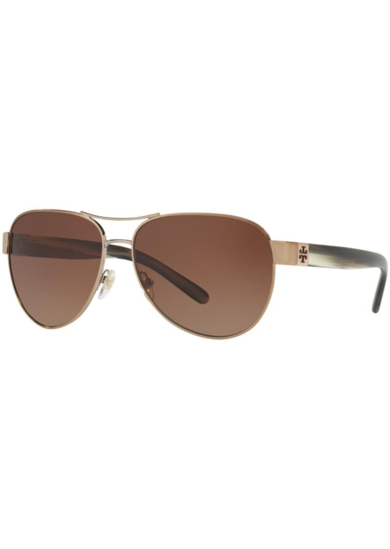 Tory Burch Polarized Sunglasses, TY6051