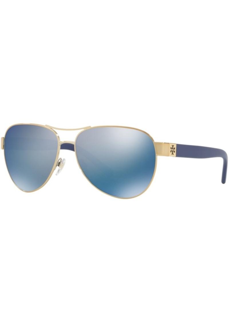 4d72c6b302d0 Tory Burch Tory Burch Polarized Sunglasses, TY6051   Sunglasses