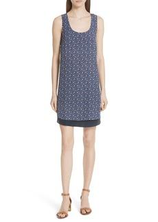 Tory Burch Sydney Sleeveless Silk Dress