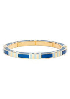 Tory Burch T-Stripe Stackable Bangle