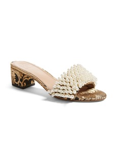 Tory Burch Tatiana Slide Sandal (Women)