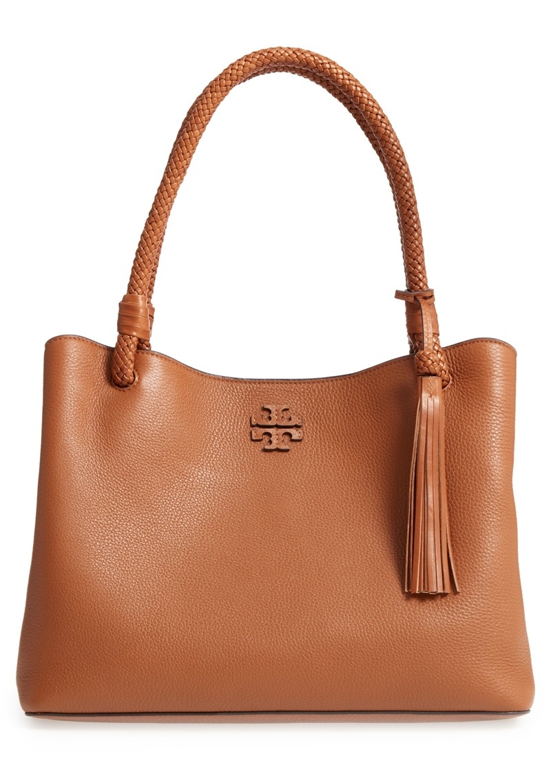 e2102763d0d5 SALE! Tory Burch Tory Burch Taylor Triple-Compartment Leather Tote