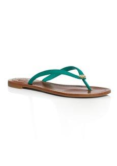 Tory Burch Terra Flip-Flops