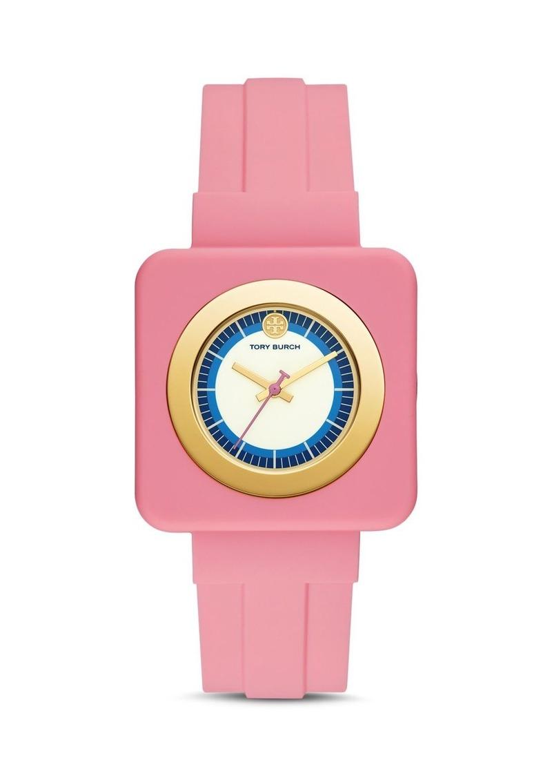 Tory Burch The Izzie Watch, 36mm x 36mm