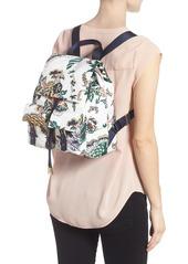 cc529cf19e5 SALE! Tory Burch Tory Burch Tilda Print Nylon Flap Backpack