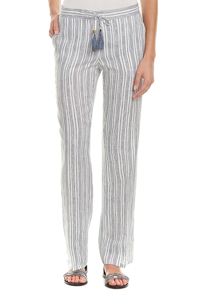 Tory Burch Tory Burch Linen Beach Pant