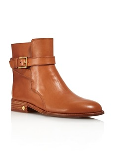 Tory Burch Women's Brooke Leather Ankle Booties