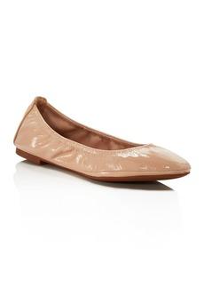 Tory Burch Women's Eddie Slip On Ballet Flats