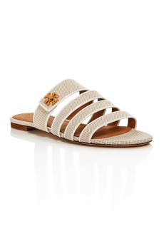 Tory Burch Women's Kira Multi-Band Slide Sandals