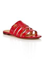 Tory Burch Women's Kira Multi-Band Slide Sandals