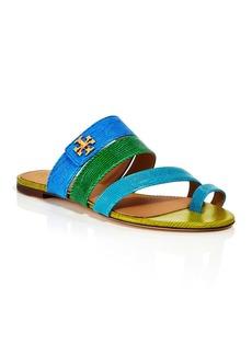 Tory Burch Women's Kira Toe Ring Sandals