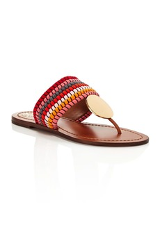 Tory Burch Women's Patos Disc Thong Sandals