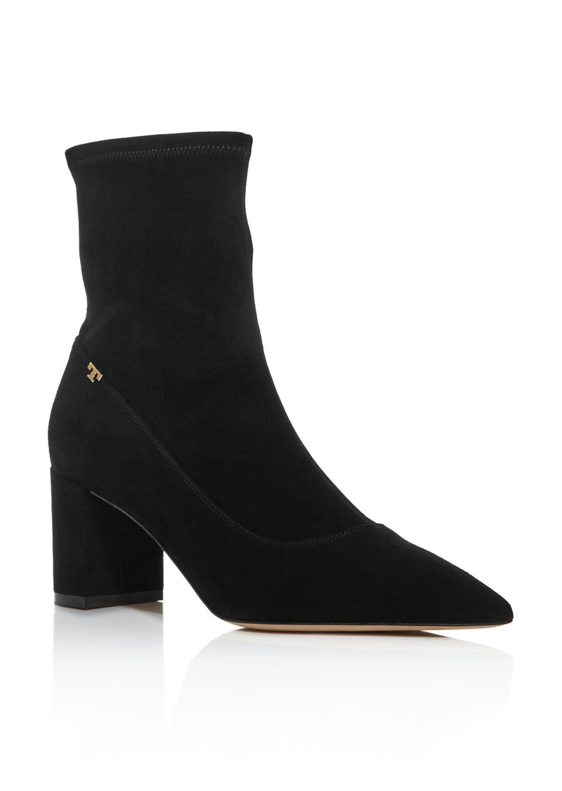 Tory Burch Women's Penelope Suede Booties
