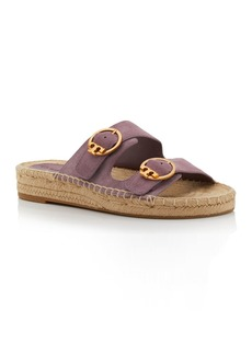 Tory Burch Women's Selby Espadrille Slide Sandals