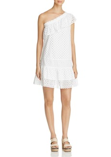 Tory Burch Zoe One Shoulder Dress