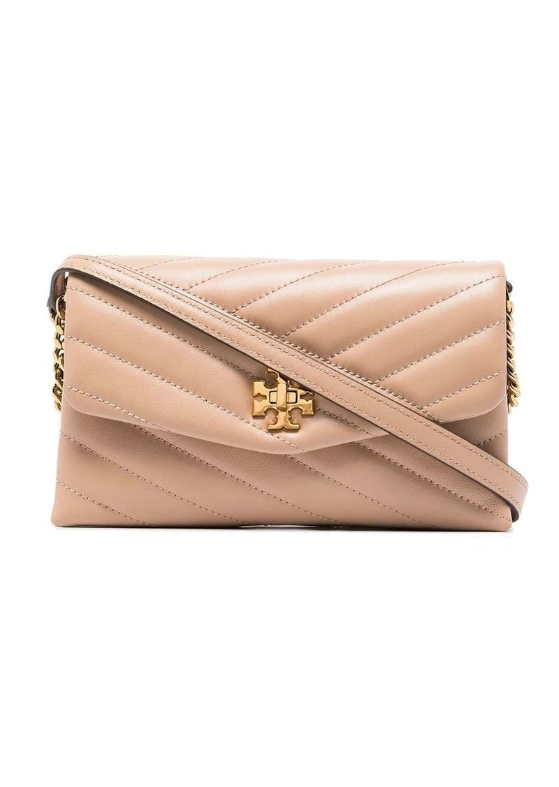 Tory Burch Kira quilted wallet-on-chain
