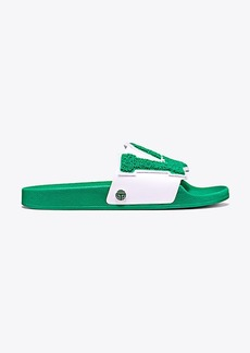 Tory Burch TORY SPORT LOVE SLIDE SANDALS